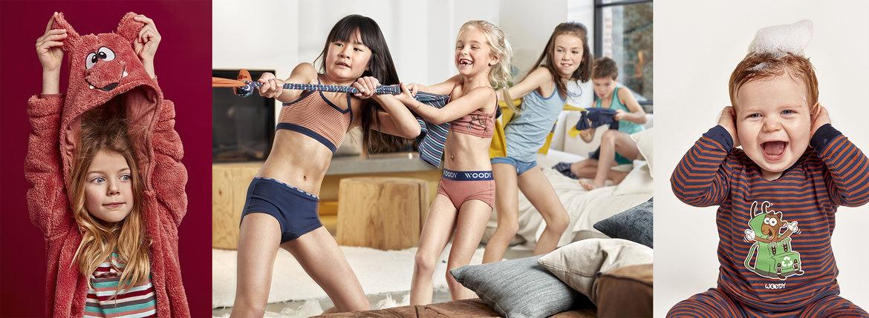 Kinderen-ondergoed