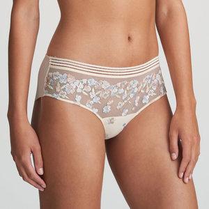 Nathy Pearled Ivory Hotpants 0502482