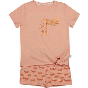 Girls pyjama shorts set E39025-41
