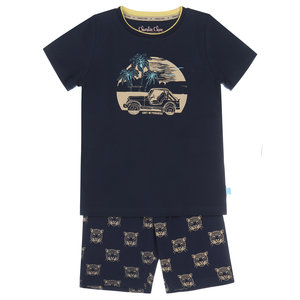 Boys pyjama long short set E39070-42
